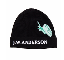J.W. Anderson  - Snap Detail Beanie