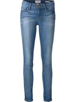 Frame Denim - Skinny Fit Jeans