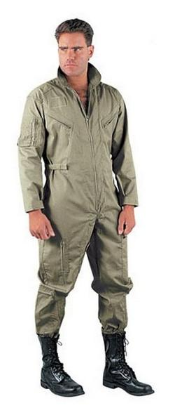ANS  - Flight coverall - foliage green