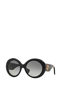 Versace - Glitter Popmedusa Sunglasses