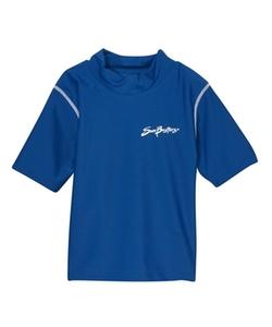 Sun Busters Sunwear - Protective Solid Rash Guard Shirt