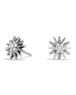 David Yurman - Starburst Earrings