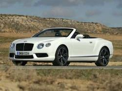 Bentley  - Continental GTC 2015