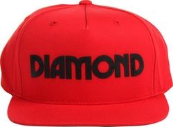 Diamond Supply Co - Caroline Snapback Hat