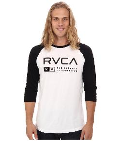 RVCA  - Associate Raglan