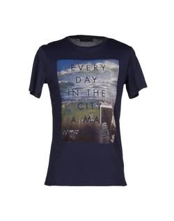 Tru Trussardi  - Printed T-Shirt