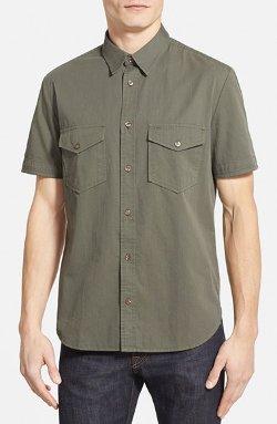 7 For All Mankind - Short Sleeve Sport Shirt