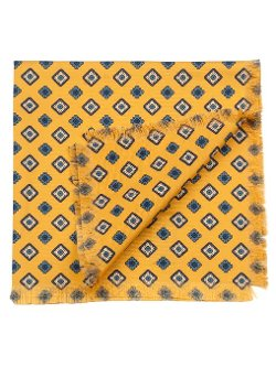 Elizabetta  - Franco-Italian Silk Pocket Square