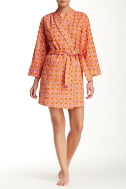 BedHead  - Ashton Road Flannel Robe