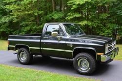 Chevrolet  - 1985 C/K 10 Series K10 Silverado Pickup Truck