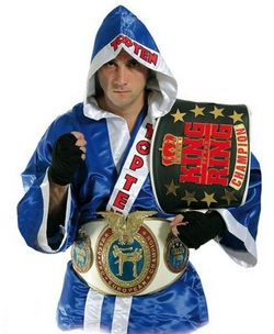 Top Ten - Boxing Robe