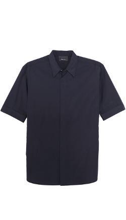 3.1 Phillip Lim - Darted Short Sleeve Button Up Shirt