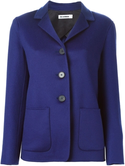Jil Sander   - Straight Fit Blazer