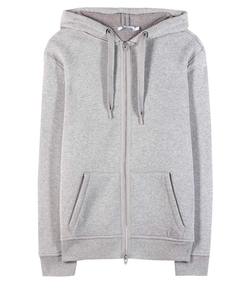 T by Alexander Wang - Heavy Terry Cotton Hoodie