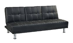 FurnitureMaxx - Maybella Tufted Sofa Bed