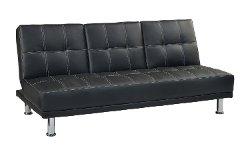 FurnitureMaxx - Maybella Tufted Sofa Bed