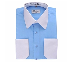 Berlioni - Two Toned Dress Shirt