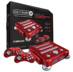 Hyperkin - Retron 3 Video Game System