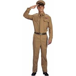 Licensed Costumes - World War II General Adult Costume