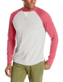 True Grit - Vintage Slub Raglan T-Shirt