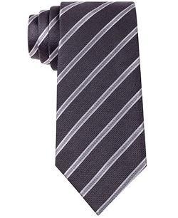 Kenneth Cole Reaction  - Stripe II Slim Tie