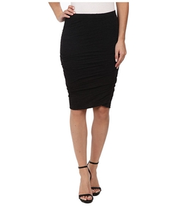 Velvet By Graham & Spencer - Soft Knit Pencil Skirt