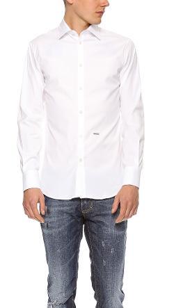 Dsquared2  - Stretch Dress Shirt
