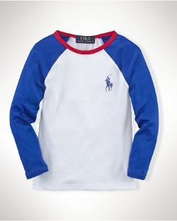 Ralph Lauren - Pony Rash Guard Shirt