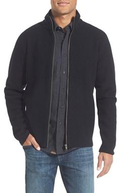 Billy Reid - Boiled Wool Track Jacket