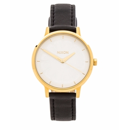 Nixon - The Kensington Leather Watch