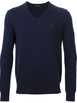 Polo Ralph Lauren - V-Neck Sweater
