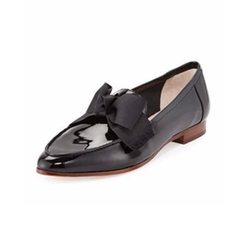 Kate Spade - Patent Bow Loafer Flat