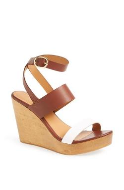 Moero  - Ankle Strap Wedge