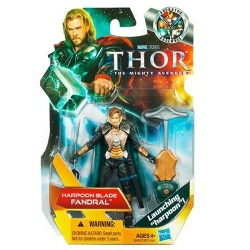 Hasbro - Harpoon Blade Fandral Action Figure