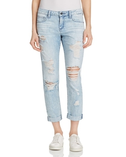 Hidden  - Slim Boyfriend Jeans