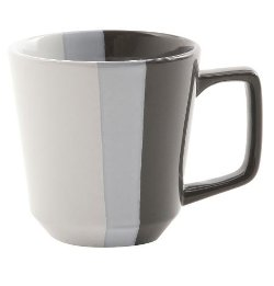 Room Essentials - Tri-Band Ceramic Mug