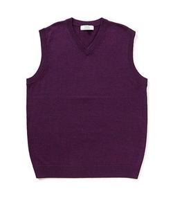 Turnbury  - Merino Wool Sweater Vest