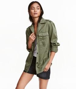 H & M - Cargo Jacket