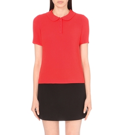 Claudie Pierlot - Baratin Crepe Top