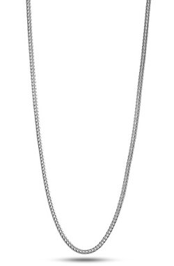 King Ice - Platinum Plated Hip Hop Franco Chain Necklace