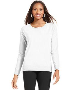 Style&co.  - Sport French-Terry Sweatshirt