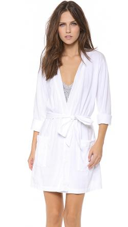 James Perse  - Cotton Robe