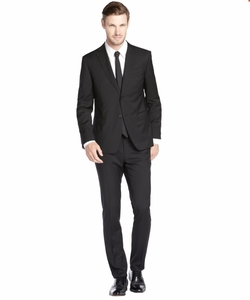Z Zegna - Two Button Wool Suit