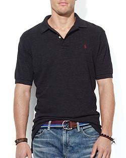 Polo Ralph Lauren  - Classic Mesh Polo Shirt