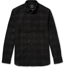 Rag & Bone - Beach Overdyed Checked Shirt