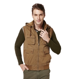 Colorfulworldstore - Cotton Outdoor Jacket