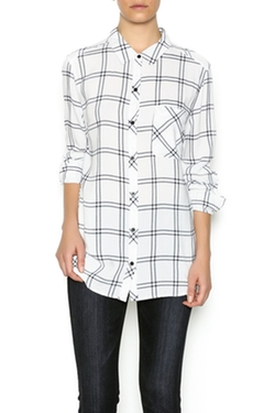 Staccato - Plaid Woven Shirt