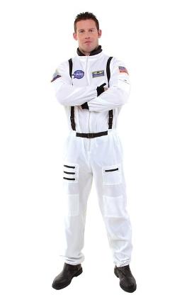 Underwraps - Astronaut Costume