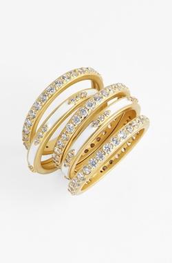 Freida Rothman - Metropolitan Pavé Band Rings