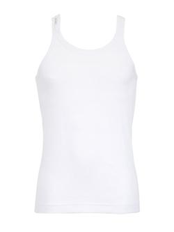 Dolce & Gabbana  - Mini Rib Stretch Cotton Jersey Tank Top